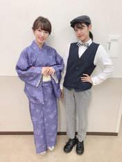 Ozeki Mai,   Yamaki Risa,