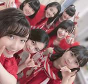 Eguchi Saya,   Hirai Miyo,   Ichioka Reina,   Nishida Shiori,   Satoyoshi Utano,   Takase Kurumi,   Yamazaki Yuhane,