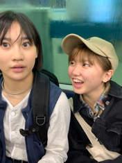 Sasaki Rikako,   Takeuchi Akari,