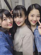 Ichioka Reina,   Nishida Shiori,   Satoyoshi Utano,