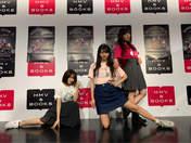 Fukumura Mizuki,   Makino Maria,   Morito Chisaki,