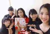 Eguchi Saya,   Ichioka Reina,   Nishida Shiori,   Shimakura Rika,   Wada Ayaka,