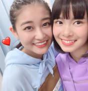 Wada Ayaka,   Yamazaki Yuhane,