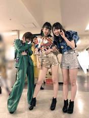 Katsuta Rina,   Nakanishi Kana,   Takeuchi Akari,   Wada Ayaka,