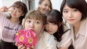 Fukumura Mizuki,   Kaga Kaede,   Nonaka Miki,   Oda Sakura,   Takeuchi Akari,