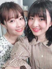 Ogata Risa,   Shimizu Saki,