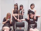 Fukumura Mizuki,   Haga Akane,   Ikuta Erina,   Kaga Kaede,   Makino Maria,