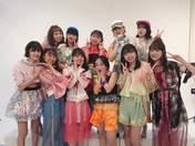 ANGERME,   Funaki Musubu,   Ise Reira,   Kamikokuryou Moe,   Kasahara Momona,   Katsuta Rina,   Kawamura Ayano,   Murota Mizuki,   Nakanishi Kana,   Oota Haruka,   Sasaki Rikako,   Takeuchi Akari,