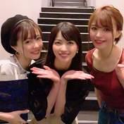 Morozuka Kanami,   Shimizu Saki,   Yajima Maimi,
