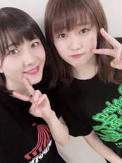 Hirose Ayaka,   Ogata Risa,