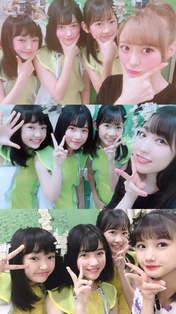 Fukumura Mizuki,   Ikuta Erina,   Kitagawa Rio,   Okamura Homare,   Yamazaki Mei,   Yokoyama Reina,