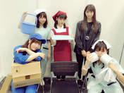Fukumura Mizuki,   Makino Maria,   Nonaka Miki,   Sato Masaki,   Yokoyama Reina,