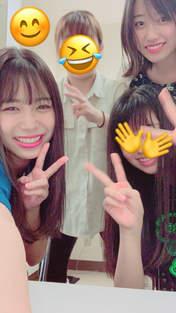 Hamaura Ayano,   Hirose Ayaka,   Inoue Rei,   Wada Sakurako,
