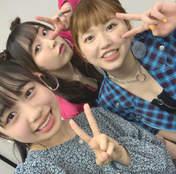 Fukumura Mizuki,   Ise Reira,   Takeuchi Akari,