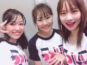 Inaba Manaka,   Kudo Yume,   Matsunaga Riai,