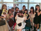 Haga Akane,   Kawamura Ayano,   Makino Maria,   Sengoku Minami,   Tanaka Reina,