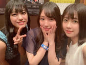 Fukumura Mizuki,   Kishimoto Yumeno,   Shimizu Saki,