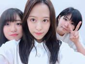 Kaga Kaede,   Nonaka Miki,   Oda Sakura,