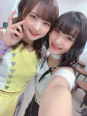 Inaba Manaka,   Kiyono Momohime,