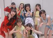 Inaba Manaka,   Ise Reira,   Ishiguri Kanami,   Kudo Yume,   Oota Haruka,   Sato Masaki,   Tanimoto Ami,   Yamazaki Mei,