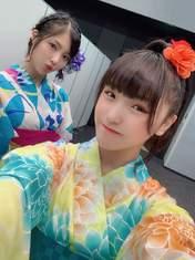 Ichioka Reina,   Kiyono Momohime,