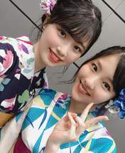 Ichioka Reina,   Kobayashi Honoka,