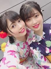 Kobayashi Honoka,   Nishida Shiori,