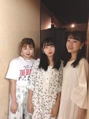 Ise Reira,   Nakanishi Kana,   Takeuchi Akari,