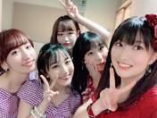 Danbara Ruru,   Funaki Musubu,   Haga Akane,   Niinuma Kisora,   Yamagishi Riko,