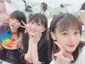 Haga Akane,   Ogata Risa,   Yokoyama Reina,
