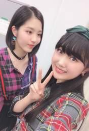 Eguchi Saya,   Ichioka Reina,