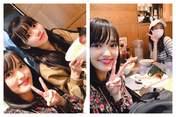 Hamaura Ayano,   Inoue Rei,   Nomura Minami,