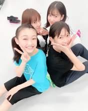 Kitagawa Rio,   Okamura Homare,   Yamazaki Mei,   Yokoyama Reina,