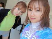 Ikuta Erina,   Ishida Ayumi,