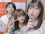 Haga Akane,   Kaga Kaede,   Yokoyama Reina,