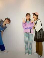 Kanazawa Tomoko,   Matsunaga Riai,   Uemura Akari,