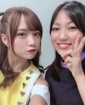 Inaba Manaka,   Matsunaga Riai,
