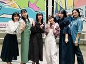 Funaki Musubu,   Hashisako Rin,   Ise Reira,   Kasahara Momona,   Oota Haruka,   Sasaki Rikako,