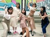 Kamikokuryou Moe,   Kawamura Ayano,   Murota Mizuki,   Nakanishi Kana,   Takeuchi Akari,