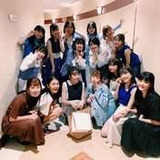 ANGERME,   Fukuda Kanon,   Funaki Musubu,   Hashisako Rin,   Ise Reira,   Kamikokuryou Moe,   Kasahara Momona,   Katsuta Rina,   Kawamura Ayano,   Murota Mizuki,   Nakanishi Kana,   Oota Haruka,   Sasaki Rikako,   Takeuchi Akari,   Tamura Meimi,   Wada Ayaka,