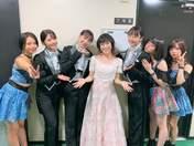 Danbara Ruru,   Inaba Manaka,   Juice=Juice,   Kanazawa Tomoko,   Miyamoto Karin,   Takagi Sayuki,   Uemura Akari,