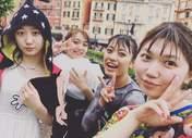 Akiyama Mao,   Kishimoto Yumeno,   Murota Mizuki,   Takeuchi Akari,