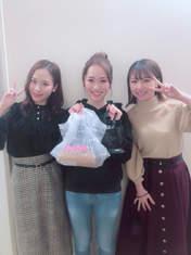 Ishida Ayumi,   Kudo Haruka,   Oda Sakura,
