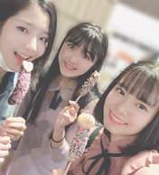 Eguchi Saya,   Ichioka Reina,   Yamazaki Yuhane,
