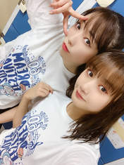 Fukumura Mizuki,   Yokoyama Reina,