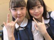 Eguchi Saya,   Kobayashi Honoka,