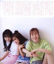 Fukumura Mizuki,   Ikuta Erina,   Ishida Ayumi,