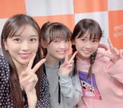 Makino Maria,   Okamura Homare,   Yamazaki Mei,