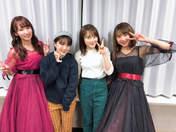 Funaki Musubu,   Ishida Ayumi,   Morito Chisaki,   Yamaki Risa,
