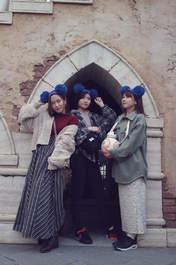 Ishida Ayumi,   Kaga Kaede,   Oda Sakura,